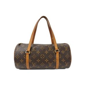 Auth Louis Vuitton Handbag Monogram Papillion 26 M51386