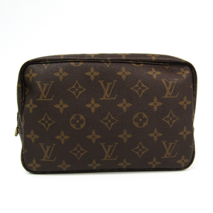 Louis Vuitton Monogram Trousse Toilette 23 M47524 Women's Pouch Monogram