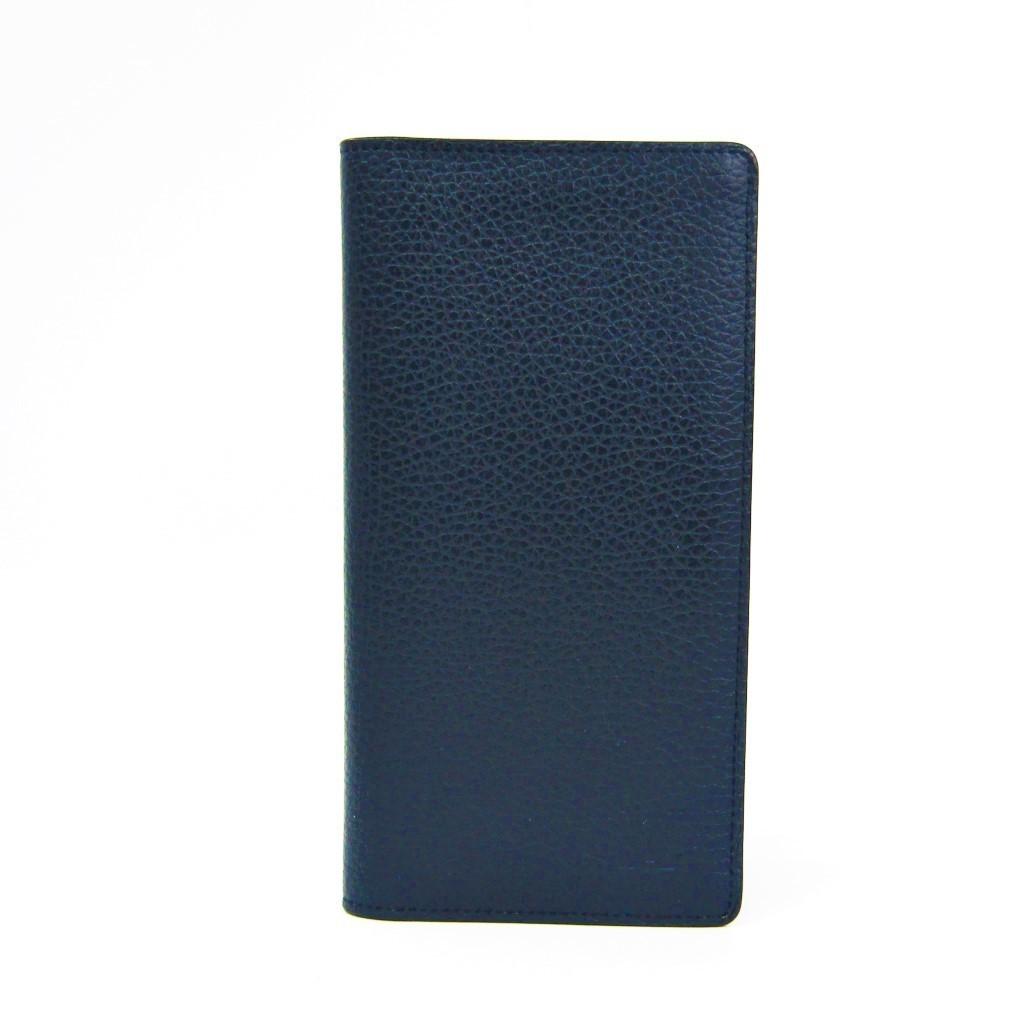 cfd4a98bda0 Louis Vuitton Brazza-wallet M58818 Men s Taurillon Leather Long Wallet  BF336237