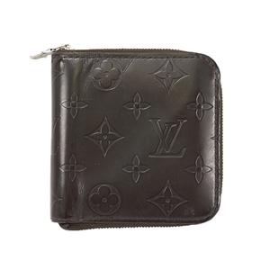 ルイヴィトン 財布 モノグラムグラセ ポルトビエモネジップ M66510 カフェ