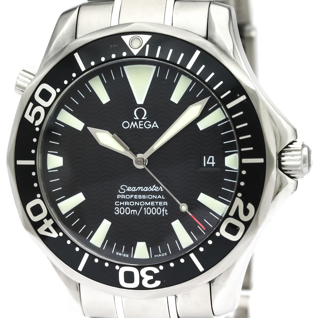 e5d7dd60eab Polished OMEGA Seamaster Professional 300M Automatic Mens Watch 2254.50  BF336168