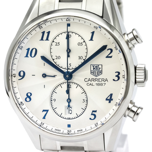 Tag Heuer Carrera Automatic Stainless Steel Men's Sports Watch CAR2114