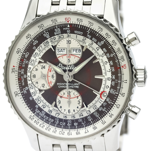 Breitling Navitimer Automatic Stainless Steel Men's Sports Watch A21330