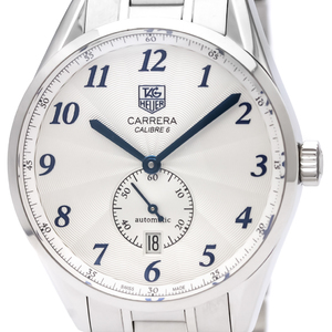 TAG HEUER Carrera Heritage Calibre 6 Automatic Watch WAS2111