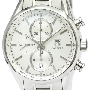 Tag Heuer Carrera Automatic Stainless Steel Men's Sports Watch CAR2111