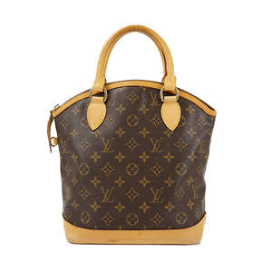 Auth Louis Vuitton Handbag Monogram Lockit M40102