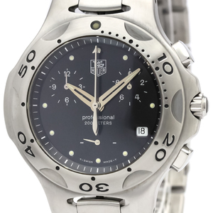Tag Heuer Kirium Quartz Stainless Steel Men's Sports Watch CL1110
