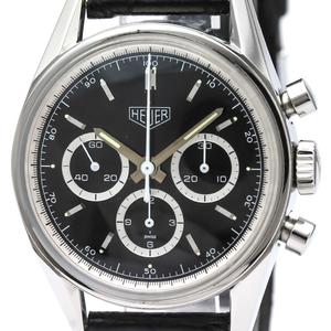 Tag Heuer Carrera Mechanical Stainless Steel Men's Sports Watch CS3113