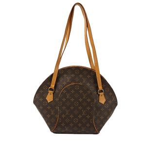 Auth Louis Vuitton Shoulder bag Monogram Elipse shopping M51128