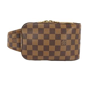 Auth Louis Vuitton Sling Bag Damier Geronimos N51994