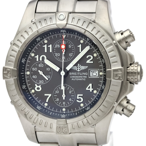 Breitling Avenger Automatic Titanium Men's Sports Watch E13360