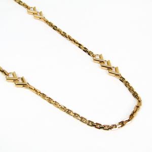 ルイ・ヴィトン(Louis Vuitton) メタル レディース ネックレス (ゴールド) ソートフールLヴィジョン M68042