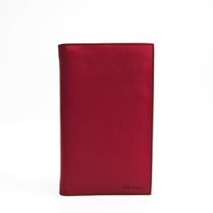 Salvatore Ferragamo Planner Cover Red 22 5871