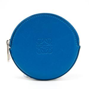 ロエベ(Loewe) レディース レザー 小銭入れ・コインケース ブルー