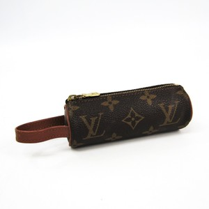 Louis Vuitton Monogram Unisex Golf Ball Bag (Monogram) Etui 3 balles de golf M58249