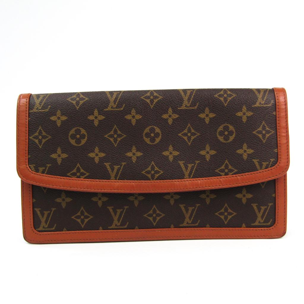 711e14222714 Details about Louis Vuitton Monogram Pochette Dame GM M51810 Women s Clutch  Bag Monog BF336614