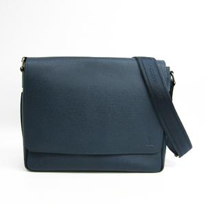 ルイ・ヴィトン(Louis Vuitton) タイガ ロマンPM M32824 メンズ ショルダーバッグ オセアン