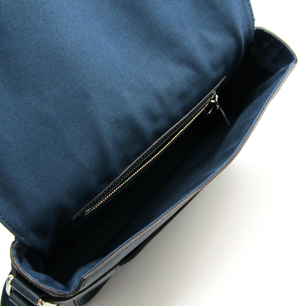 Louis Vuitton Taiga Roman PM M32824 Men s Shoulder Bag Ocean ... ecc998d882771