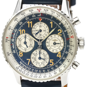 Breitling Navitimer Automatic Stainless Steel Men's Sports Watch A38022