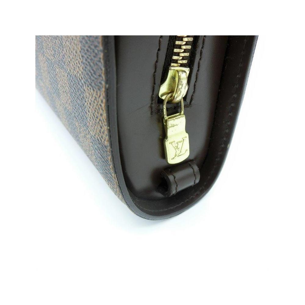 ルイ・ヴィトン(Louis Vuitton) ダミエ サンルイ レディース クラッチバッグ エベヌ