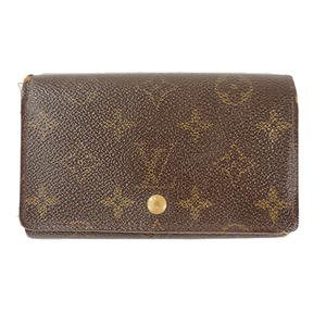 ルイヴィトン 財布 モノグラム ポルトフォイユトレゾール M61736
