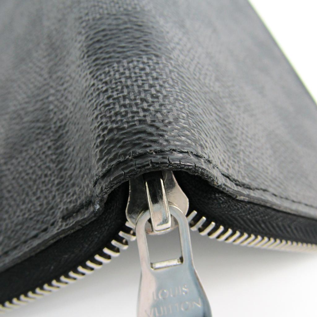 2cd8abf41ce20 Louis Vuitton Damier Graphite Zippy-wallet-vertical N63095 Herren ...