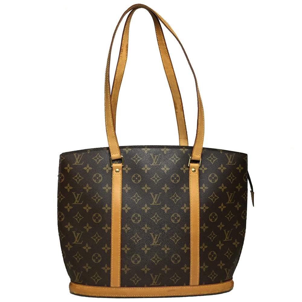 Auth Louis Vuitton Monogram M51102 Babylon Shoulder Bag