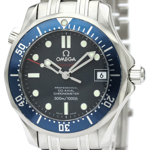 OMEGA Seamaster 300M Co-axial Steel Mid Size Watch 2222.80