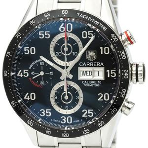 TAG HEUER Carrera Calibre 16 Chronograph Day Date Watch CV2A10