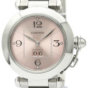 【CARTIER】カルティエ パシャC ステンレススチール 自動巻き ユニセックス 時計 W31058M7