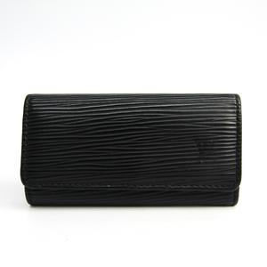 ルイ・ヴィトン(Louis Vuitton) エピ ミュルティクレ4 M63822 レディース エピレザー キーケース ノワール
