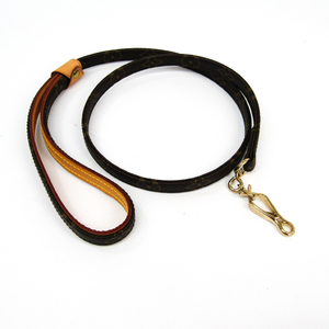 Louis Vuitton Monogram Dog Leash Monogram Monogram Baxter Dog Leash MM M58056