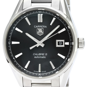 Tag Heuer Carrera Automatic Stainless Steel Men's Sports Watch WAR211A