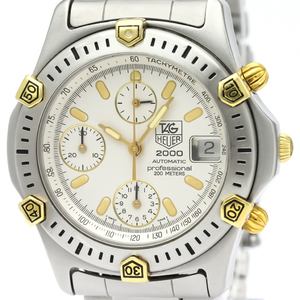 Tag Heuer 2000 Series Automatic Stainless Steel,Gold Plated Men's Sports Watch 165.806