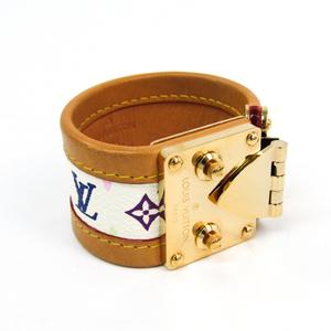 ルイ・ヴィトン(Louis Vuitton) モノグラムマルチカラー ブラスレ・セリュール S M92593 モノグラムマルチカラー ブレスレット ブロン