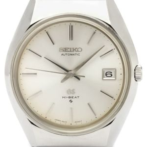 Seiko Grand Seiko Automatic Stainless Steel Men's Dress Watch 5645-8000