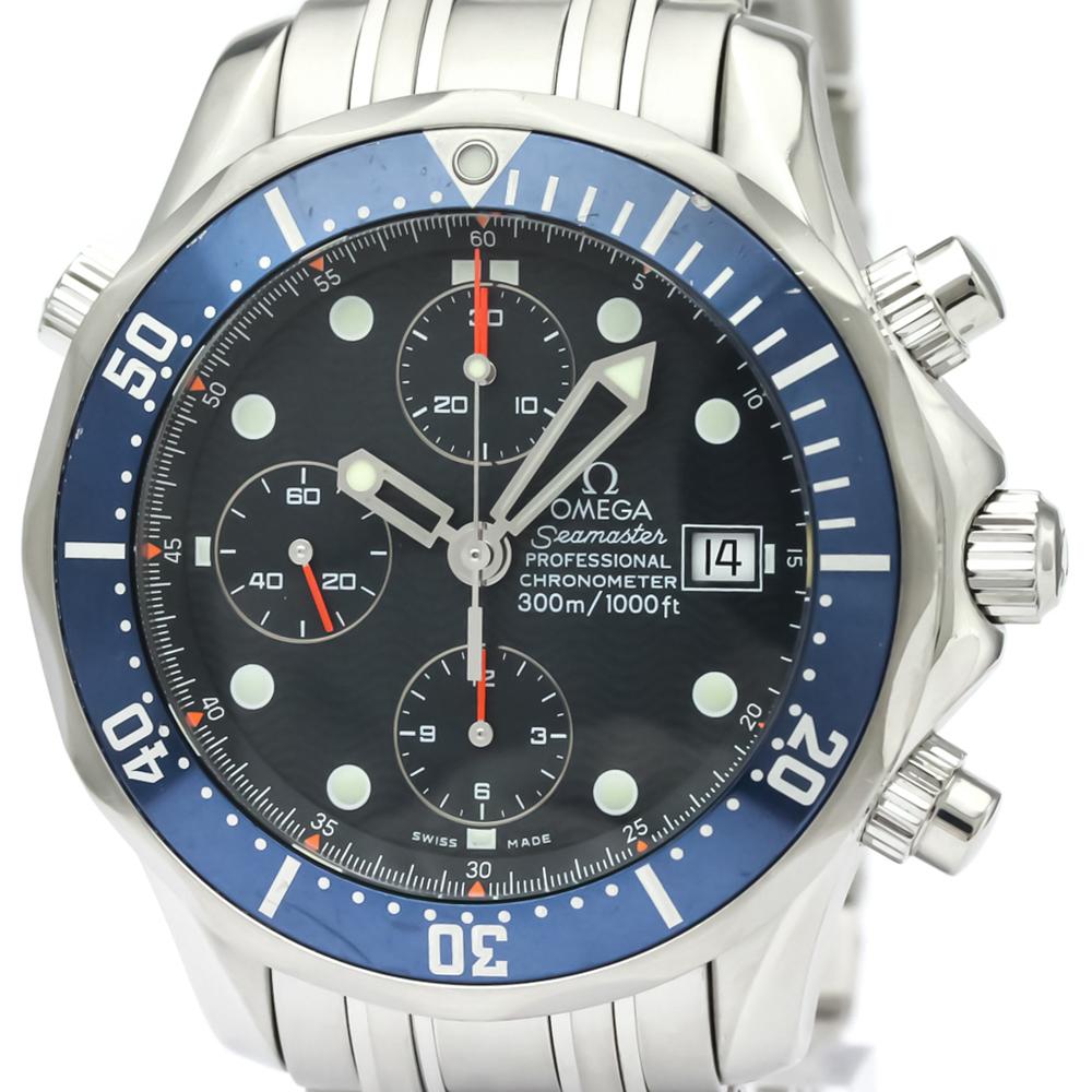 OMEGA Seamaster Professional 300M Chronograph Watch 2599.80
