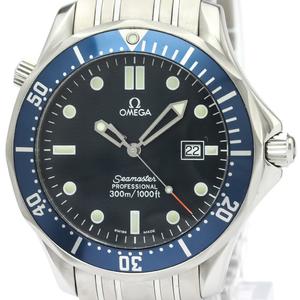 【OMEGA】オメガ シーマスター プロフェッショナル 300M ステンレススチール クォーツ メンズ 時計 2541.80