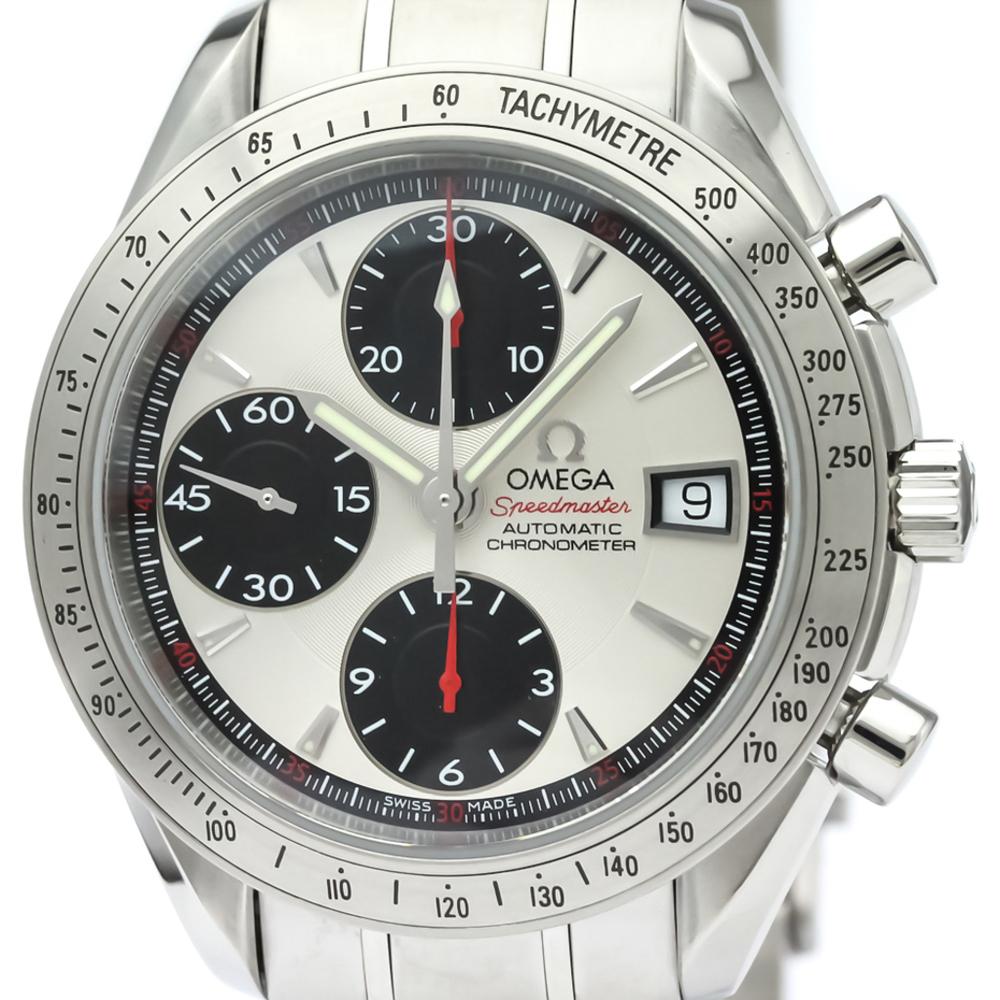 OMEGA Speedmaster Date Steel Automatic Mens Watch 3211.31