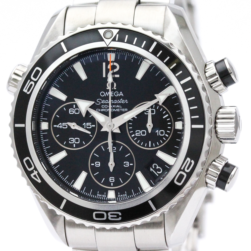 Omega Seamaster Automatic Stainless Steel Men's Sports Watch 222.30.38.50.01.001