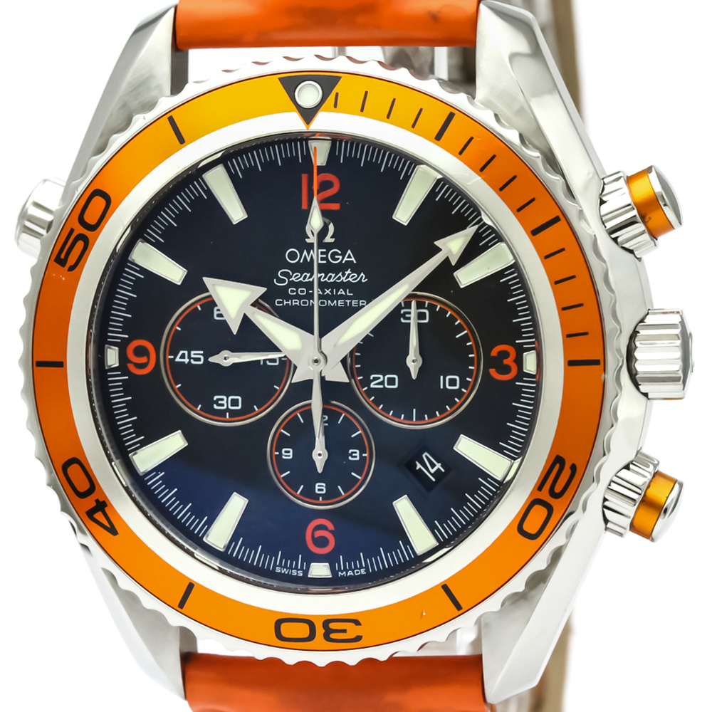 Omega Seamaster Automatic Stainless Steel Men's Sports Watch 2918.50