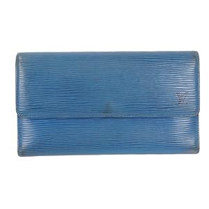 ルイヴィトン 長財布 エピ ポルトトレゾールインターナショナル M63385