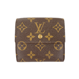 ルイヴィトン 財布 モノグラム ポルトモネビエカルトクレディ M61652