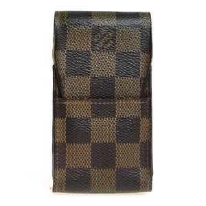 【中古】 ルイ・ヴィトン(Louis Vuitton) ダミエ タバコケース N63024 エテュイ シガレット