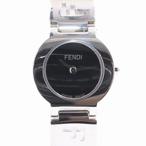 Fendi Quartz Stainless Steel Women's Dress Watch Olologi