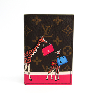 Louis Vuitton Monogram Passport Cover NM Animal Monogram Passport Cover Monogram,Pink