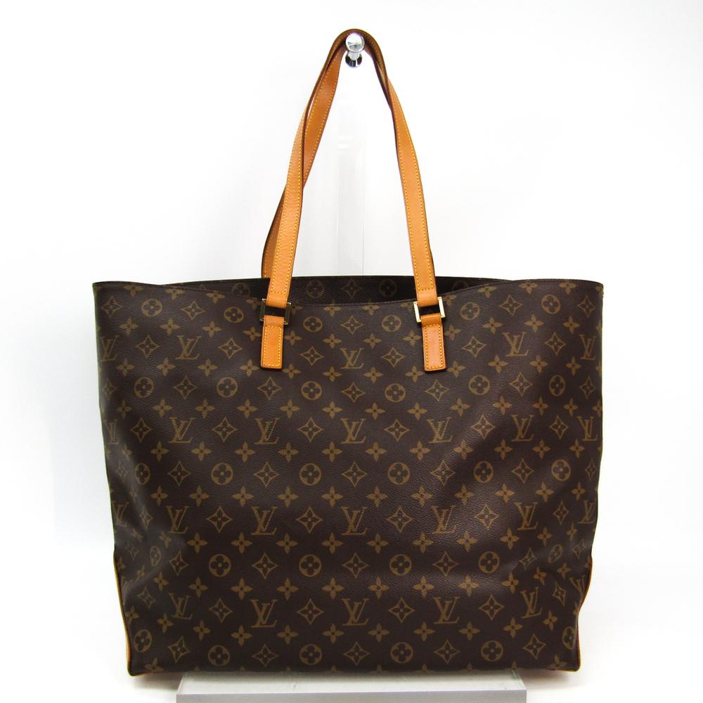Louis Vuitton Monogram Cabas Alto M51152 Tote Bag Monogram