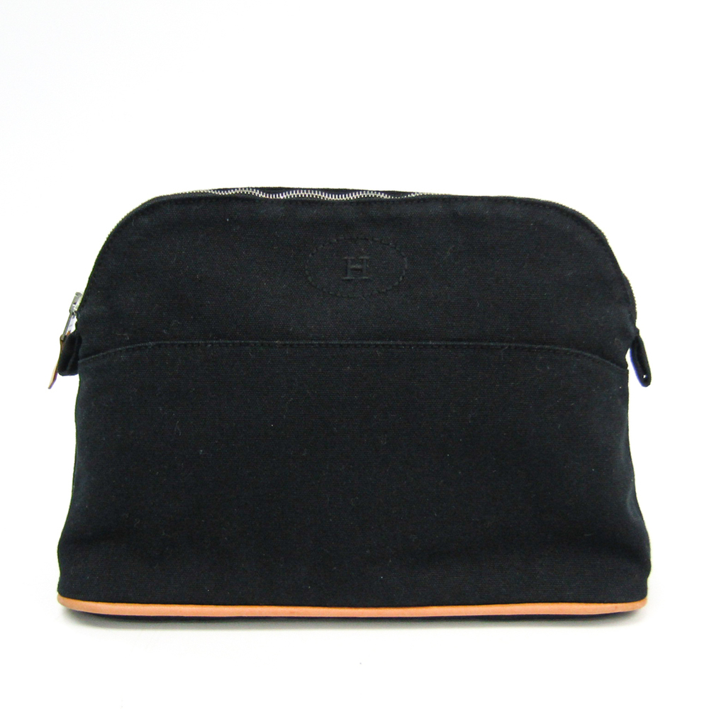 Hermes Bolide Bolide Pouch 26 Pouch Black