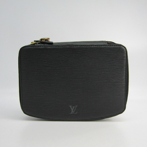 Louis Vuitton Epi Poche Monte-Carlo M48362 Jewelry Case Noir Epi Leather