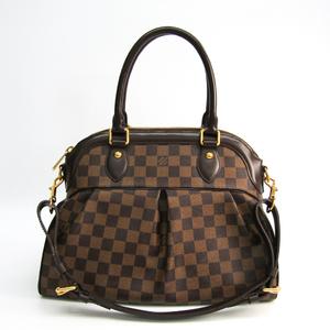 ルイ・ヴィトン(Louis Vuitton) ダミエ トレヴィPM N51997 レディース ショルダーバッグ エベヌ
